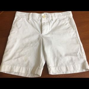 RL Polo white short good condition size 3T